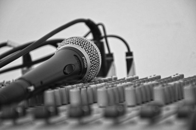 microphone-recording